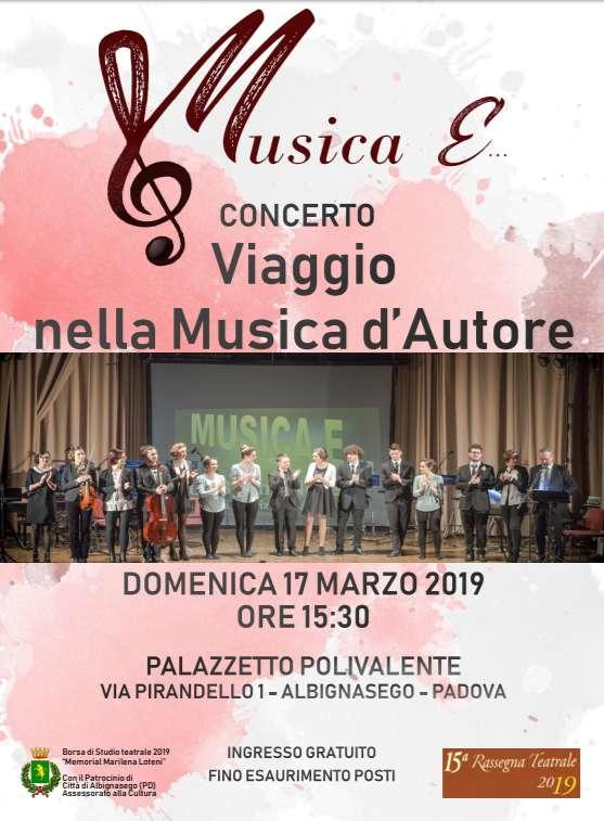 concerto associazione Musica E